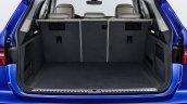 2018 Audi A6 Avant boot