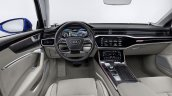 2018 Audi A6 Avant interior dashboard