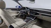 2018 Audi A6 Avant interior
