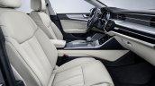 2018 Audi A7 Sportback front seats