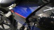 2018 Bajaj Pulsar 150 UG5 spied by IAB reader tank shroud