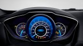 2018 Ford Escort (facelift) instrument cluster