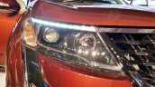 2018 Mahindra XUV500 facelift headlight