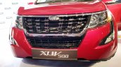 2018 Mahindra XUV500 facelift nose