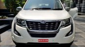 2018 Mahindra XUV500 front chrome add on