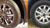2018 Mahindra XUV500 vs 2015 Mahindra XUV500 alloy