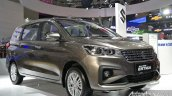 2018 Maruti Ertiga (Suzuki Ertiga) right front three quarters