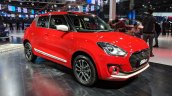 2018 Maruti Swift accessories package
