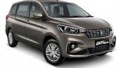 2018 Suzuki Ertiga (2018 Maruti Ertiga) Metallic Magma Gray