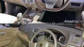 2018 Suzuki Ertiga vs. 2015 Suzuki Ertiga interior dashboard