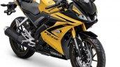2018 Yamaha R15 v3.0 Indonesia press Yellow
