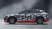 Audi e-tron prototype profile