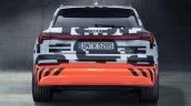 Audi e-tron prototype rear