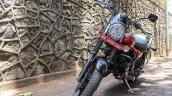 Bajaj Avenger 180 Street test ride review front