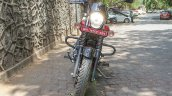 Bajaj Avenger 180 Street test ride review headlight