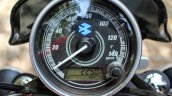Bajaj Avenger 180 Street test ride review instrument cluster on