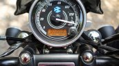 Bajaj Avenger 180 Street test ride review instrument cluster sweep