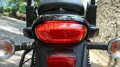 Bajaj Avenger 180 Street test ride review tail light