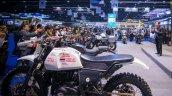 Custom Royal Enfield Himalayan at 2018 Bangkok Motor Show left side