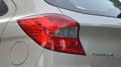 Ford Freestyle review tail light