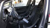 Honda WR-V Turbo bucket seats