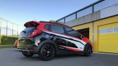 Honda WR-V Turbo rear angle