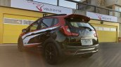 Honda WR-V Turbo rear three quarters