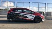 Honda WR-V Turbo side