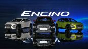 Hyundai Encino China launch
