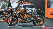 KTM 250 Duke Special Edition at 2018 BIMS right side