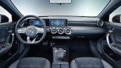 Mercedes A-Class L Sedan interior dashboard