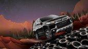 Mitsubishi Pajero Sport Rockford Fosgate front three quarters