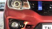 Modified Renault Kwid headlight