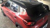 Modified Renault Kwid roof wrap