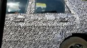 Production Tata H5X left side spy shot