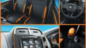 Renault Kwid Climber South Africa interior details