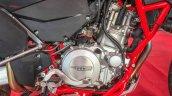 SWM SuperDual T showcased engine