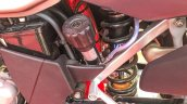 SWM SuperDual T showcased rear suspension
