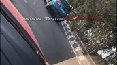 Suzuk Vitara rear three quarters spy shot India