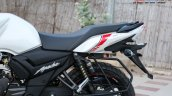 TVS Apache RTR 160 Race Edition White in Images side panels