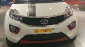 Tata Nexon Sunrisers Hyderabad IPL Edition front fascia