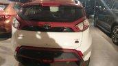 Tata Nexon Sunrisers Hyderabad IPL Edition rear