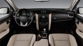 Toyota SW4 Diamond (Toyota Fortuner Diamond) interior dashboard