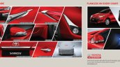Toyota Yaris Accessories brochure external