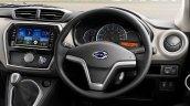 2018 Datsun GO+ (facelift) dashboard driver side