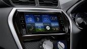 2018 Datsun GO (facelift) infotainment system