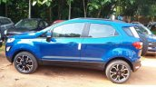 2018 Ford EcoSport Signature profile unofficial image