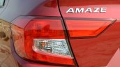 2018 Honda Amaze tail lamp