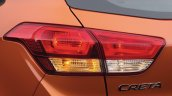 2018 Hyundai Creta facelift tail light