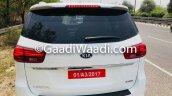 2018 Kia Carnival (facelift) rear India